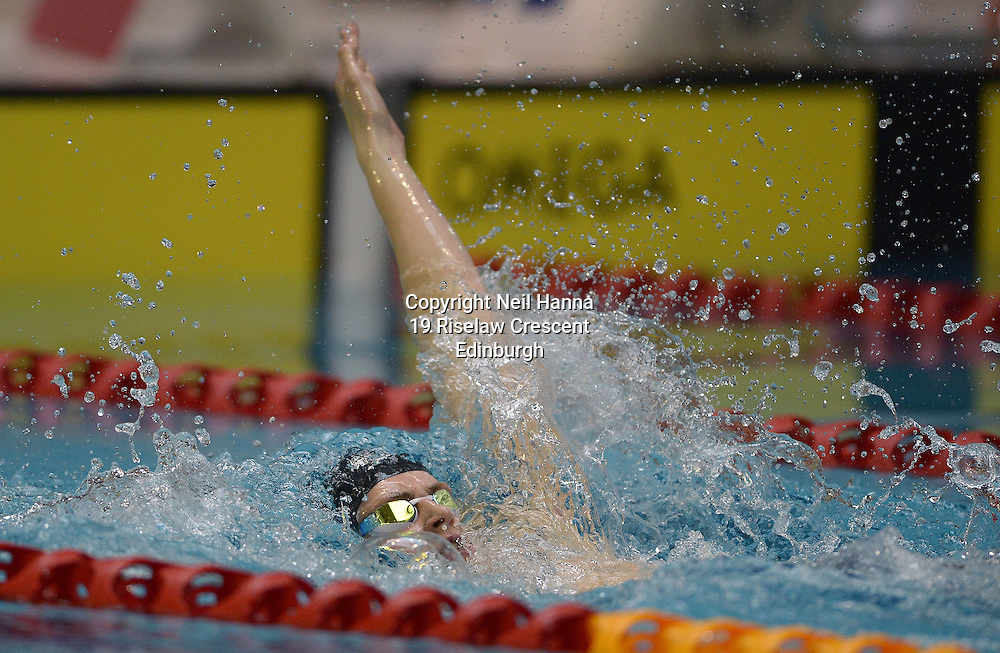 British Para-Swimming International Meet 2016, Tollcross Swimming Centre, Glasgow.<br /> <br /> <br /> Mens 202 Mens MC 100m Backstroke<br /> <br /> Stephen Clegg<br /> <br /> <br />  Neil Hanna Photography<br /> www.neilhannaphotography.co.uk<br /> 07702 246823