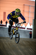 #32 (ROSA Shane) AUS at Round 5 of the 2019 UCI BMX Supercross World Cup in Saint-Quentin-En-Yvelines, France