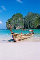 Thailande, Krabi province, Ko Phi Phi, Phi Phi Le, Ao Maya