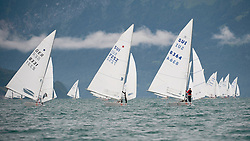 July 2011 Switzerland, Thun Star Class Swiss Nationals on lake Thun