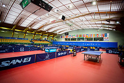 Hall during day 1 of 15th EPINT tournament - European Table Tennis Championships for the Disabled 2017, at Arena Tri Lilije, Lasko, Slovenia, on September 28, 2017. Photo by Ziga Zupan / Sportida