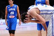 DESCRIZIONE : Lille Eurobasket 2015 Qualificazioni 5-8 posto Qualification 5-8 Game Italia Repubblica Ceca Italy Czech Republic<br /> GIOCATORE : Jan Vesely<br /> CATEGORIA : ritratto delusione<br /> SQUADRA : Repubblica Ceca Czech Republic<br /> EVENTO : Eurobasket 2015 <br /> GARA : Italia Repubblica Ceca Italy Czech Republic<br /> DATA : 17/09/2015 <br /> SPORT : Pallacanestro <br /> AUTORE : Agenzia Ciamillo-Castoria/M.Marchi<br /> Galleria : Eurobasket 2015 <br /> Fotonotizia : Qualificazioni 5-8 posto Qualification 5-8 Game Italia Repubblica Ceca Italy Czech Republic
