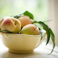 Georgia Belle peaches