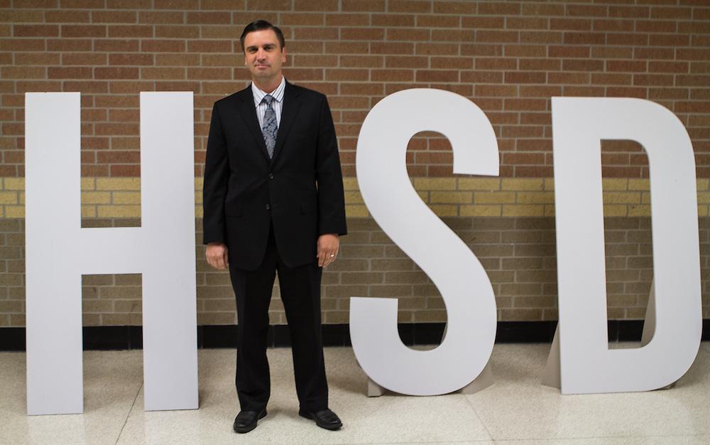 Stephen MacLaughlan, Community Services High School