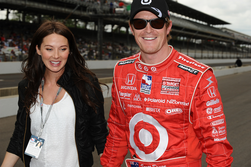 Scott & Emma Dixon, Indianapolis 500, Indy Car Series