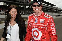 Scott & Emma Dixon, Indianapolis 500, Indy Car Series