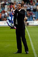 Photo: Daniel Hambury.<br />Queens Park Rangers v Leeds United. Coca Cola Championship. 08/08/2006.<br />QPR's new signing Zesh Raymen.