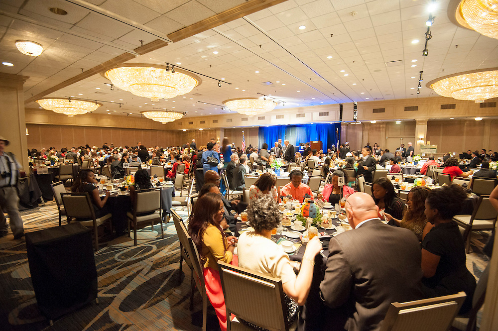 Scenes from Scholar Banquet at the Westin Oaks, May 23, 2013, in Houston.
