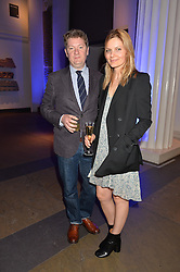 Thursday 22nd May saw VIPs, influencers, social faces and Samsung BlueHouse members attend A Private View of the Exhibition Ancient lives new discoveries.  Hosted by Samsung BlueHouse, guests enjoyed an expert talk from Visionary Director of The British Museum, Neil Macgregor, hailed as the UK's greatest explainer of the power of museums and their treasures. Guests also were treated to Champagne and canapés. <br /> Picture Shows:-Left to right, ALEX BILMES and DANIELLERADOJCIN.