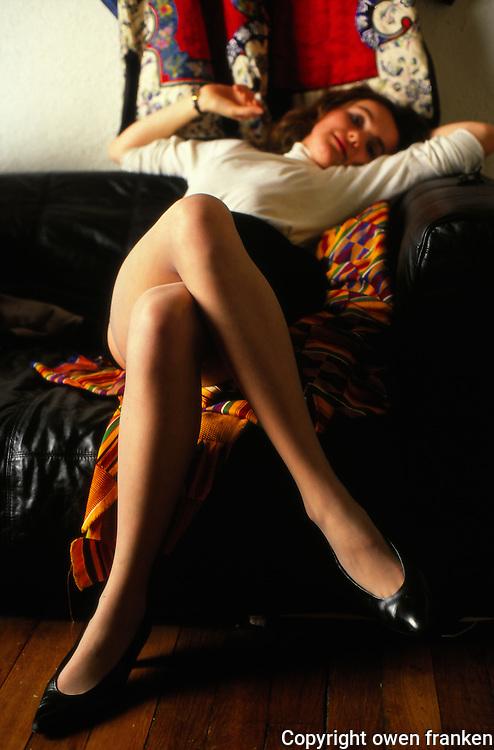 legs, sexy woman