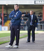 Barry Smith and Jimmy Calderwood - Ross County v Dundee - IRN BRU Scottish Football League First Division at Victoria Park<br /> <br /> <br /> <br /> http://www.davidyoungphoto.co.uk