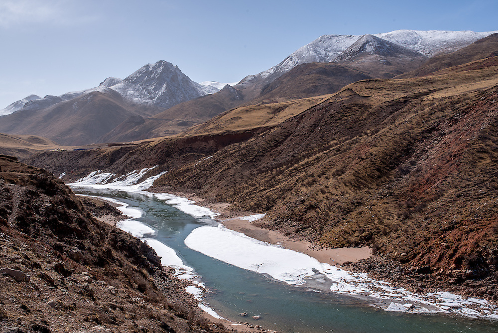 Amdo region, Tibet (Qinghai, China).
