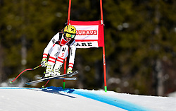 09.03.2017, Are, SWE, FIS Ski Alpin Junioren WM, Are 2017, Super G, Damen, im Bild Nina Ortlieb // during ladie's SuperG of the FIS Junior World Ski Championships 2017. Are, Sweden on 2017/03/09. EXPA Pictures © 2017, PhotoCredit: EXPA/ Nisse<br /> <br /> *****ATTENTION - OUT of SWE*****