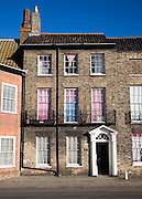 Historic Elizabethan House museum buildings, Great Yarmouth, Norfolk, England
