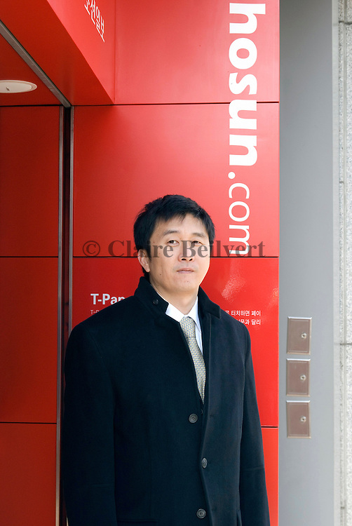 """North Korean defector Kang Cheol-hwan is now living in Seoul and working as a journalist. He wrote a book """"Pyongyang aquarium"""" where he describes his life in Kim Jong-il's country and all the years he spent in the Yodok labor camp."""