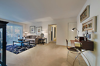 Interior Image of Woodshire Apartments in Virgina Beach by Jeffrey Sauers of Commercial Photographics, Architectural Photo Artistry in Washington DC, Virginia to Florida and PA to New England