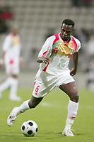 FOOTBALL - FRIENDLY GAMES 2007/2008 - 25/03/2008 - FRANCE A' v MALI - MAHAMADOU DIARRA (MAL) - PHOTO JEAN MARIE HERVIO /<br />