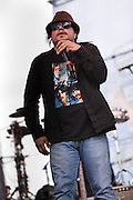 Ozomatli headline Bohemian Nights at the New West Fest, Fort Collins CO, August 2009
