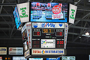 KELOWNA, CANADA - FEBRUARY 14:  Save on Foods at the Kelowna Rockets game on February 14, 2018 at Prospera Place in Kelowna, British Columbia, Canada.  (Photo By Cindy Rogers/Nyasa Photography,  *** Local Caption ***