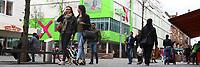 Mannheim. 20.03.17 | BILD- ID 053 |<br /> Innenstadt. K1. M&ouml;max. Schliessung der Filiale am Neckartor in der Breiten Stra&szlig;e steht bevor.<br /> <br /> Bild: Markus Prosswitz 20MAR17 / masterpress (Bild ist honorarpflichtig - No Model Release!)
