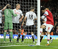 Football - Premier League - Arsenal v Fulham<br />