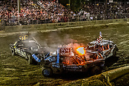 Mariposa Fair  Destruction Derby 2019