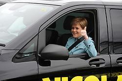 Nicola-Sturgeon, South Queensferry, 28-4-2016<br /> <br /> (c) David Wardle | Edinburgh Elite media