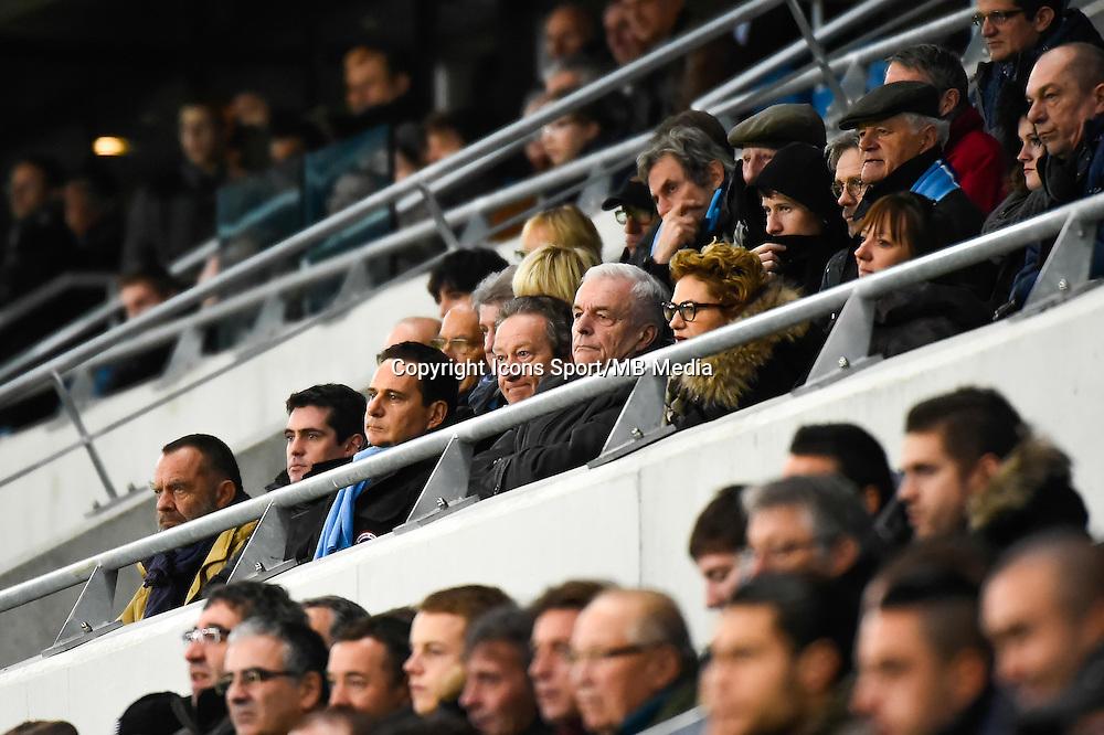 Deception Eric BESSON / Jean Pierre LOUVEL  - 12.12.2014 - Le Havre / Laval - 17eme journee de Ligue 2 <br /> Photo : Fred Porcu / Icon Sport