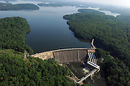 Narrows (Badin) Dam, Yadkin River, NC