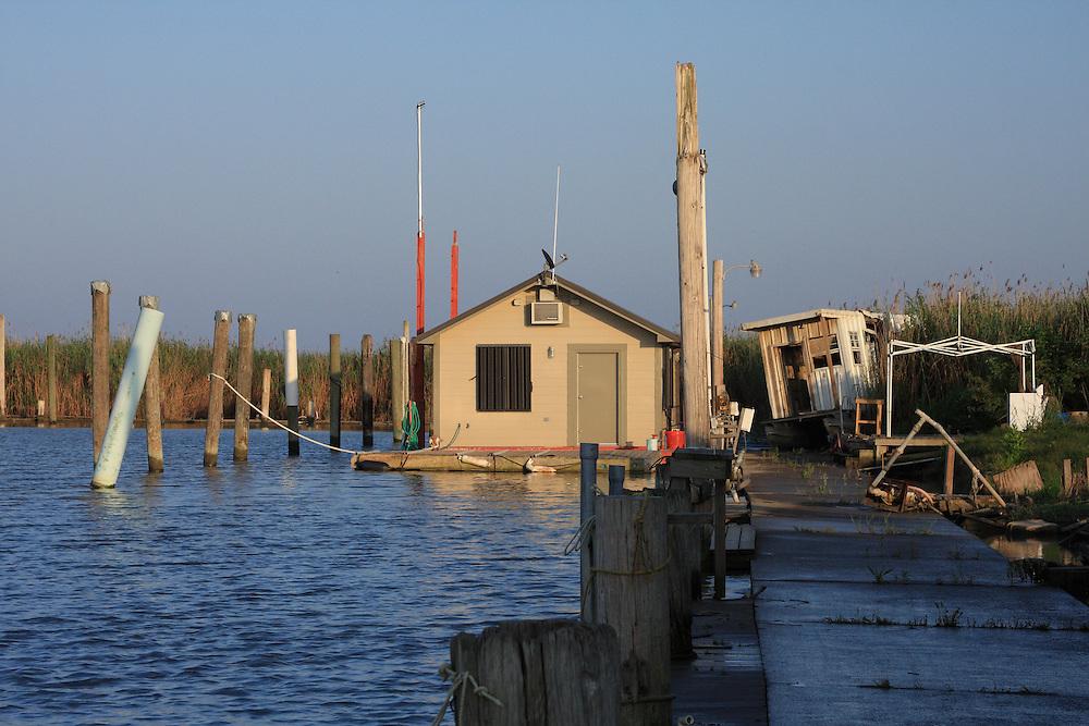 Marina at Port Eads