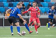 FODBOLD: Christian Køhler (FC Helsingør) under kampen i NordicBet Ligaen mellem HB Køge og FC Helsingør den 8. maj 2019 på Capelli Sport Stadion, Køge Idrætspark. Foto: Claus Birch