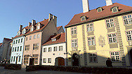 Buildings of Riga's old town