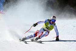 March 14, 2019 - ANDORRA - Beat Feuz (SUI) during Men's Super Giant of Audi FIS Ski World Cup Finals 18/19 on March 14, 2019 in Grandvalira Soldeu/El Tarter, Andorra. (Credit Image: © AFP7 via ZUMA Wire)