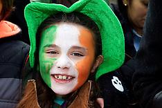 St Patrick's Day 2016 Parades