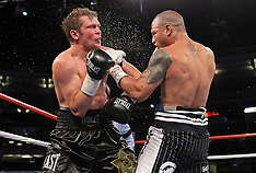 June 5, 2010: Miguel Cotto vs Yuri Foreman
