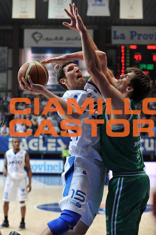 DESCRIZIONE : Cantu Lega A 2008-09 NGC Cantu Benetton Treviso<br /> GIOCATORE : Niccolo Squarcina<br /> SQUADRA : NGC Cantu<br /> EVENTO : Campionato Lega A 2008-2009<br /> GARA : NGC Cantu Benetton Treviso<br /> DATA : 22/03/2009<br /> CATEGORIA : tiro<br /> SPORT : Pallacanestro<br /> AUTORE : Agenzia Ciamillo-Castoria/A.Dealberto<br /> Galleria : Lega Basket A1 2008-2009<br /> Fotonotizia : Cantu Campionato Italiano Lega A 2008-2009 NGC Cantu Benetton Treviso<br /> Predefinita :