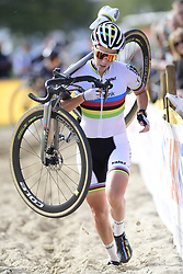 October 20, 2018 - Boom, France - CANT Sanne (BEL) of CORENDON - CIRCUS in action during the 2nd leg of the women elite and U23 Telenet Superprestige cyclocross race (Credit Image: © Panoramic via ZUMA Press)