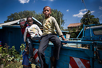 By Grace Orphanage in Komarock, Nairobi, Kenya