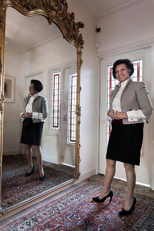 Haren 20110513. Alma van der Werf-Tiebert, Miss Friesland 1959. foto: Pepijn van den Broeke