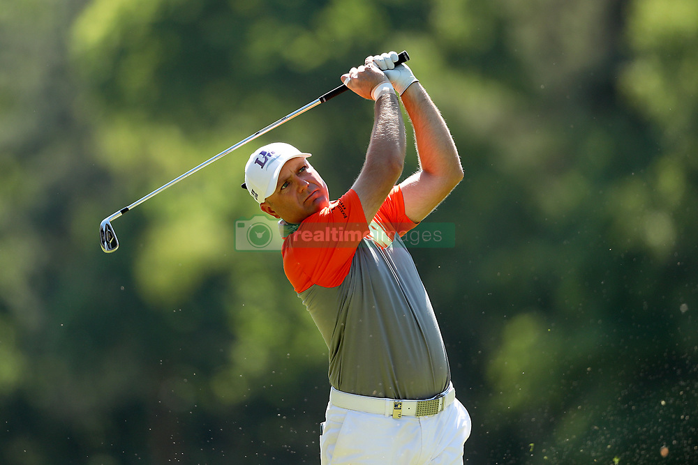 England's Graeme Storm during day two of the 2017 BMW PGA Championship at Wentworth Golf Club, Surrey. PRESS ASSOCIATION Photo. Picture date: Friday May 26, 2017. See PA story GOLF Wentworth. Photo credit should read: Adam Davy/PA Wire. RESTRICTIONS: Editorial use only. No commercial use.