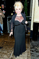 © Licensed to London News Pictures. 20/11/2013, UK. Barbara Windsor, The Amy Winehouse Foundation Ball, Dorchester Hotel, London UK, 20 November 2013. Photo credit : Raimondas Kazenas/Piqtured/LNP