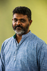 Pictured: Jude Ratnam <br /> <br /> Jude Ratnam is a Sri Lankan filmmaker. His documentary DEMONS IN PARADISE was selected at Cannes Film Festival 2017