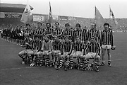 05/09/1982<br /> 09/05/1982<br /> 5 September 1982<br /> All-Ireland Hurling Final: Cork v Kilkenny at Croke Park, Dublin. <br /> The Kilkenny team.