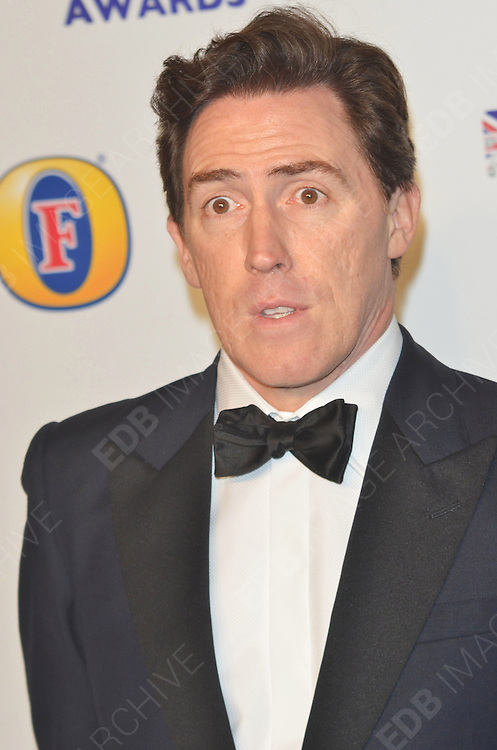 16.DECEMBER.2011. LONDON<br /> <br /> COMEDIAN AND ACTOR ROB BRYDON ARRIVING AT THE 'BRITISH COMEDY AWARDS 2011' HELD AT THE FOUNTAIN STUDIOS IN WEMBLEY, LONDON.<br /> <br /> BYLINE: EDBIMAGEARCHIVE.COM<br /> <br /> *THIS IMAGE IS STRICTLY FOR UK NEWSPAPERS AND MAGAZINES ONLY*<br /> *FOR WORLD WIDE SALES AND WEB USE PLEASE CONTACT EDBIMAGEARCHIVE - 0208 954 5968*