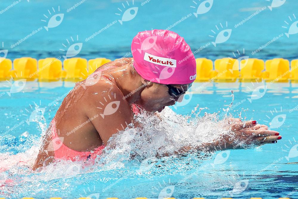 EFIMOVA Yuliya RUS Women's 100m Breaststroke <br /> Day11 03/08/2015 Kazan Arena <br /> Swimming Nuoto <br /> XVI FINA World Championships Aquatics  <br /> Kazan Tatarstan RUS <br /> Photo Andrea Staccioli/Deepbluemedia/Insidefoto