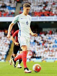England's John Stones - Mandatory byline: Matt McNulty/JMP - 07966386802 - 22/05/2016 - FOOTBALL - Etihad Stadium -Manchester,England - England v Turkey - International Friendly