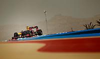 MOTORSPORT - F1 2012 -  BAHRAIN GRAND PRIX - SAKHIR (BHR) - 19 TO 22/04/2012 - PHOTO : FRANÇOIS FLAMAND / DPPI - <br /> WEBBER MARK (AUS) - RED BULL RENAULT RB8 - ACTION