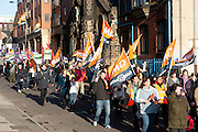 TUC Day of Action 30th November, Sheffield.