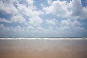 Natal_RN, Brasil...Praia de Jenipabu em Natal...The Jenipabu beach in Natal...Foto: LEO DRUMOND / NITRO
