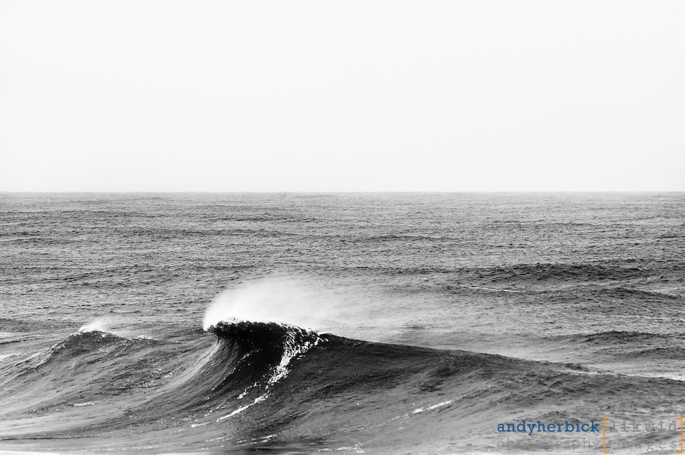 SEPTEMBER 3, 2010 - Ocean City, MD, USA - High surf and big waves at the Ocean City Inlet caused by Hurricane Earl. - IMAGE © Andy Herbick 2010   www.andyherbickphotography.com - ALL RIGHTS RESERVED.
